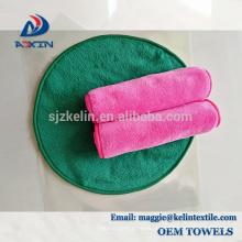 (Paquete de 2) Removedor de maquillaje facial Paños limpios Paños de tocador Quitar toallas