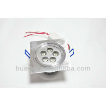 Led downlight led tamaño interior de la forma cuadrada redonda de los 95MM