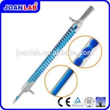 JOAN Lab Pyrex Glas Gerade geformte Reflux Kondensator Rohr