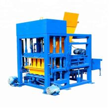 QT4-25 Bloc hydraulique entièrement automatique faisant la machine
