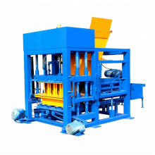 QT4-25 Fully Automatic hydraulic block making machine