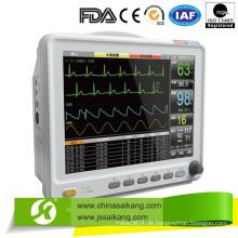 Krankenwagen-Patientenmonitor für Gebrauch