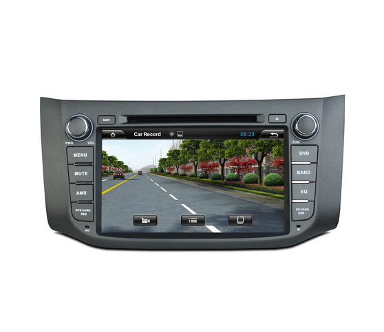8 Inch Car Player Nissan SYLPHY B17 Sentra