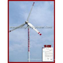200W-100 kW éolienne chinoise avec le prix bon marché