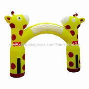 Inflatable archway toys