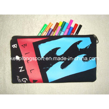 Moda impermeável Neoprene lápis para crianças