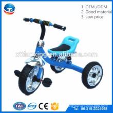China-Hersteller Plastikbaby Dreirad, heißer Verkauf preiswerte Kind-Dreirad für Verkauf gebildet im Porzellan