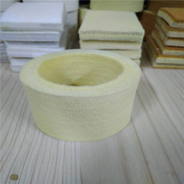 Endless Kevlar Felt Sleeve Industrial Rollers