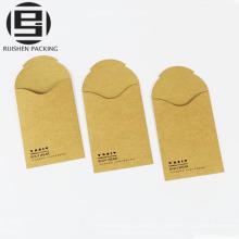 La chaleur a formé le sac en papier d'enveloppe de courrier fait sur commande