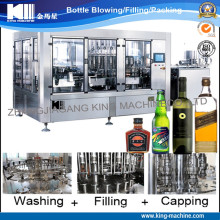 Wine Filling Production Line/Liquid Bottling Machine
