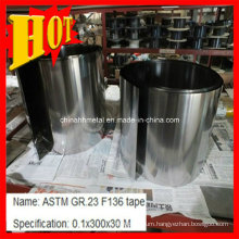 Gr5 Titanium Alloy Foil for Equipment Use
