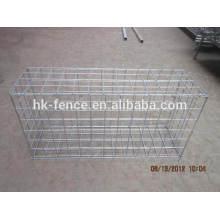 Caliente sumergida fabricación de gaviones soldada de 5 mm