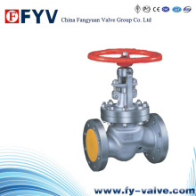 API602 Manual Cast Steel Stop Globe Valve