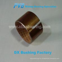 Arbusto del OEM DX POM, arbusto self-lubricante sin aceite sf-2, cojinete de desplazamiento de China OEM