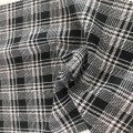 Plaid Knit Jacquard Fabric
