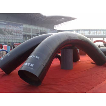 Carbon Steel 3D 5D Bend Pipe Manufacturer