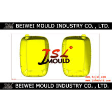 Plastic Injection Motorcycle Mirror Cover Mould