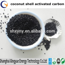 12x40mesh coconut granular activated carbon price for solvent recovering