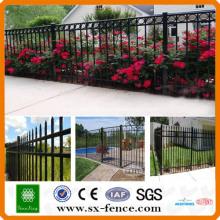 Ornamental residential fence