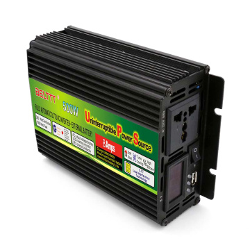 500W Modifikasi Sine Wave UPS Inverter dengan Charger
