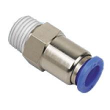Accesorios de válvulas de retención hidráulica recta