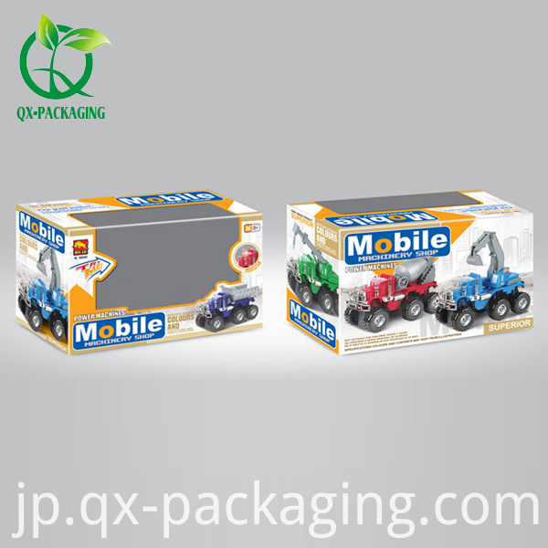 Car Toy Packaging