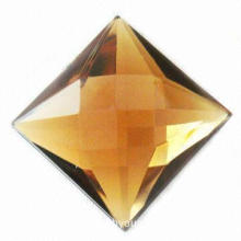 Square-shaped Acrylic Bead, Available in 265 Shapes, Used in Jewelry and Wedding Dresses