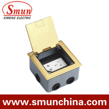 Floor Socket DC-5t/1 Open Type Ground Socket