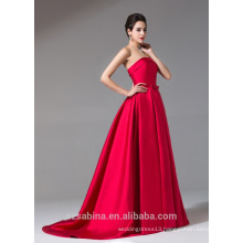 2017 hottest style of empire elegant and classical princess evening dress