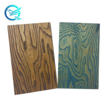 Best quality 4x8 Brush Embossed Larch Plywood For furniture decoration