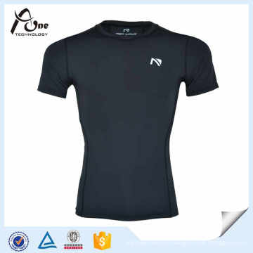 Sportswear Factory Dry Compression Running Shirts