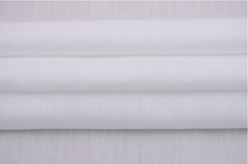 TC white lining fabric