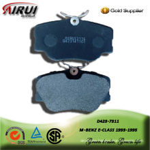SEMI-METALLIC BRAKE PAD FOR MERCEDES BENZ 1993-1995