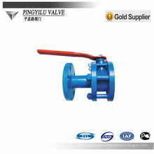flang end stainless ball valve manufacturer in china