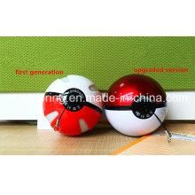 1000mAh Pokemon Gehen Ball Ladegerät Power Bank Pikachu Ball