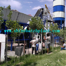 Mobile Concrete Batching Machinery