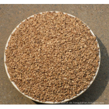 24 # Walnuss-Shell-Filter-Medien für Wasser-Filtration Öl-Absorption