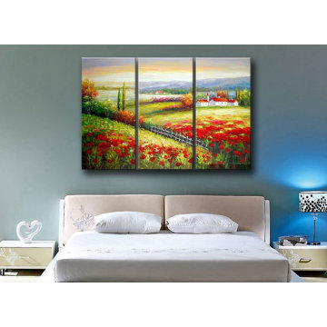Handmade Decorative Wall Painting Ideas
