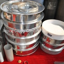 Stainless Steel Lab Standard Shaker Test Sieve