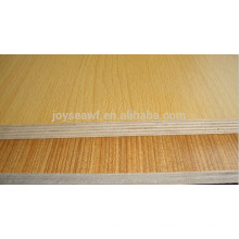 plywood melamine finish/plywood with laminated finish kitchen cabinet