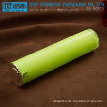 ZB-PS50 50ml nouveauté large application bonne qualité acrylique en plastique cosmétique airless flacon de 50ml