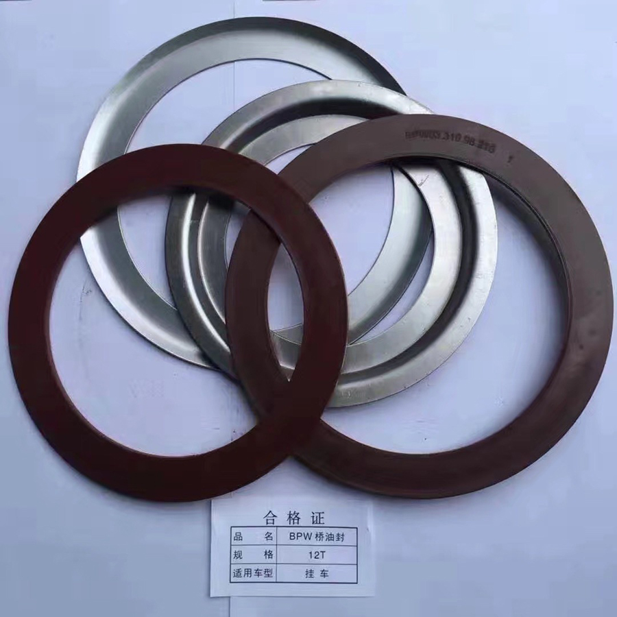 Oil Seal Washer Metric Thrust Washer