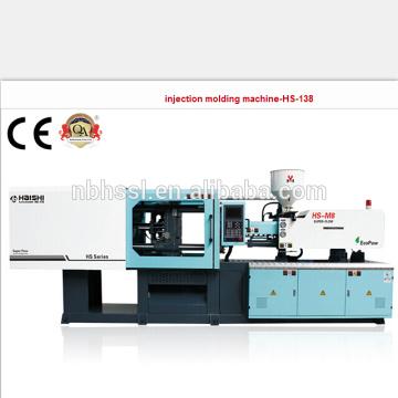 Machine de moulage par injection plastique pleine vente à chaud