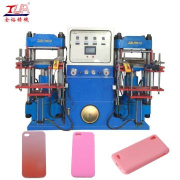 Dongguan Silicone Điện thoại Che Press Making Machine