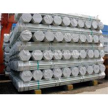 Verzinktes Stahlrohr für den Bau