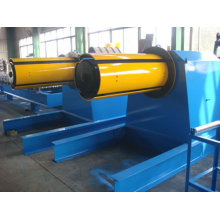 Рабочая скорость 40м/мин 20 тонн Гидровлическое decoiler