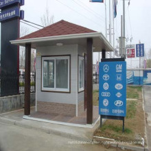 Stainless Steel Portable Prefab Cabin (pH-57)