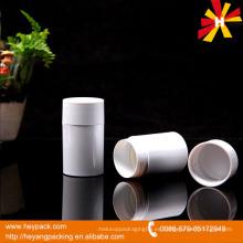 50ml botella al por mayor plástico desodorante contenedor de embalaje