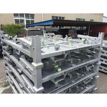 Rack de transporte para peças de veículos