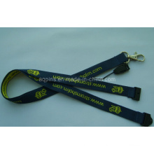 Woven Lanyards with Metal Hook & Phone Straps